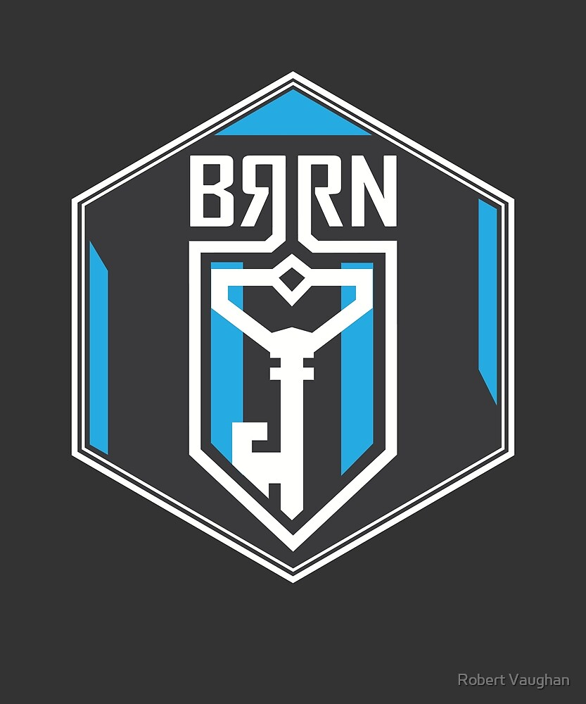 #RobWear BRRN Badge by Robert Vaughan