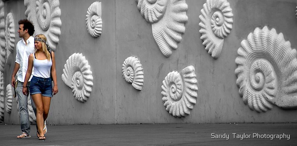 Urban Beach by Sandy  Taylor Photography