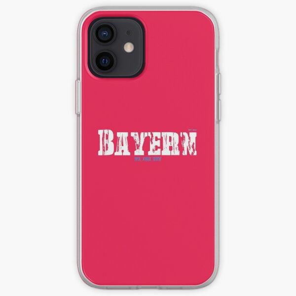 Bayern Munich iPhone Soft Case