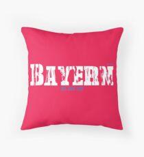 Bayern Munich Throw Pillow