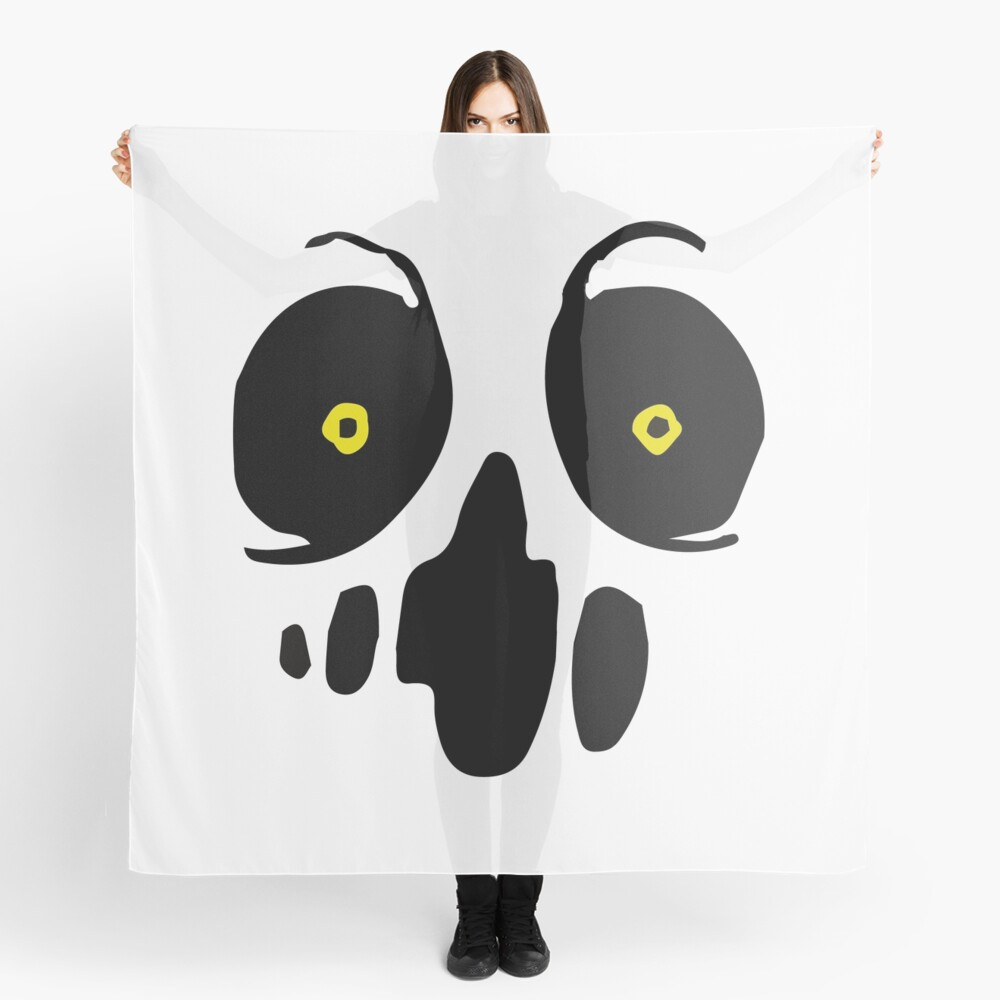 """The Binding Of Isaac Delirium Sketch"" Scarf By Solidmega"