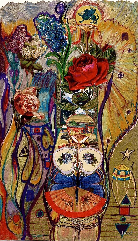 Molly au Fleur by chazf