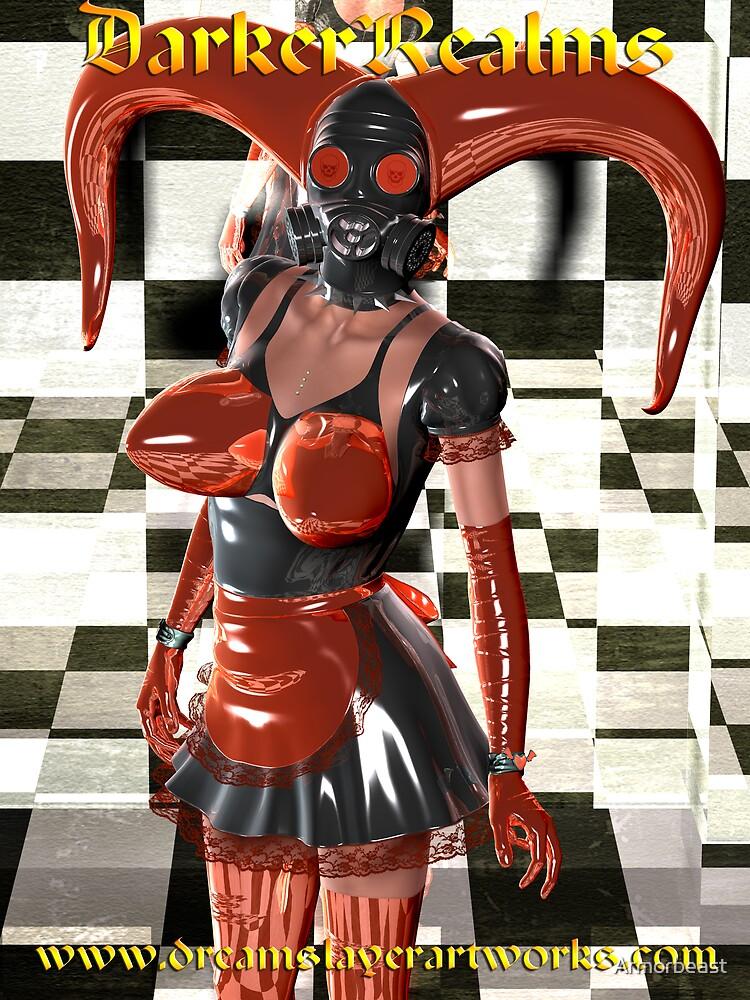 DSA DarkerRealms DSR by Armorbeast