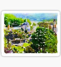 Portmeirion - The Village Number 6 Sticker