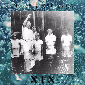 XIX - THE DEEP END SAGA [ G59 / Suicideboys ] by Ivox5k