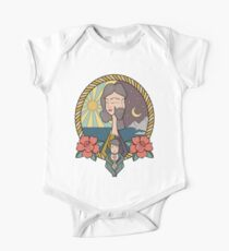 family portrait One Piece - Short Sleeve