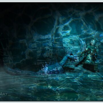 The Magic Cave by LostSoulsArt