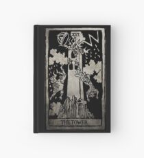 The Tower Hardcover Journal