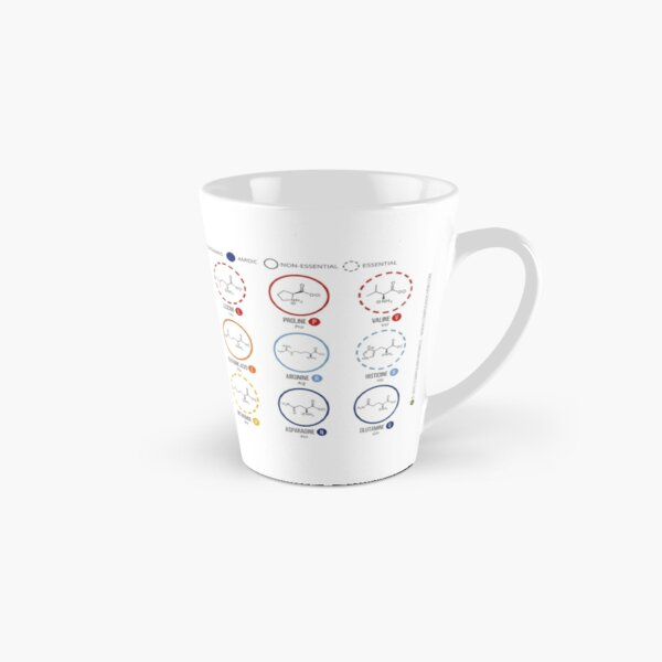 20 Amino Acids Tall Mug
