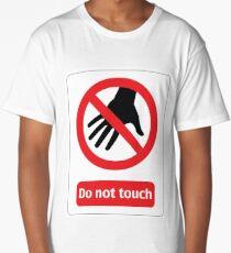 Do not touch Long T-Shirt
