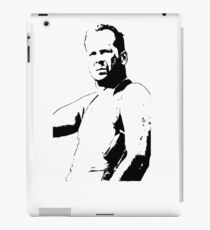 Bruce Willis - Die Hard iPad Case/Skin