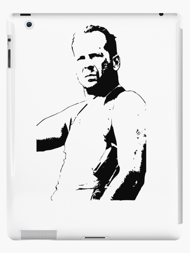 Bruce Willis - Die Hard by marcof1
