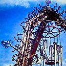gateway sculpture by Bruce  Dickson