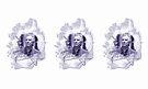 Alan Rickman Design #2 by scatharis
