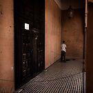 A quiet corner to pray by Matthew Bonnington