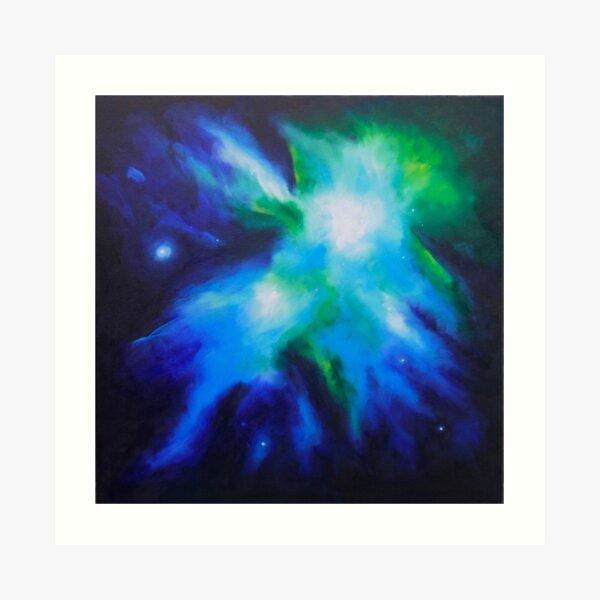 Quark, Strangeness & Charm Art Print