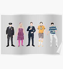 The Many Faces of Jimmy Fallon Poster