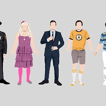 The Many Faces of Jimmy Fallon by AnnaMBowman