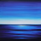 Perfect Blue by JuliaEverettArt