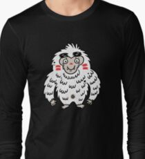 Cute snow yeti character T-Shirt