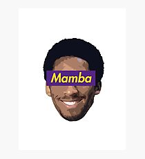 Mamba 2 Photographic Print