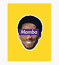 Mamba 1 Photographic Print