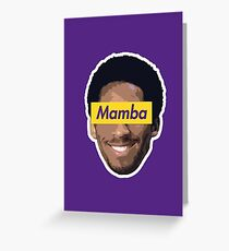 Mamba 3 Greeting Card