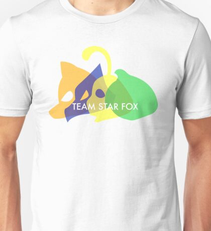 Team Star Fox Unisex T-Shirt
