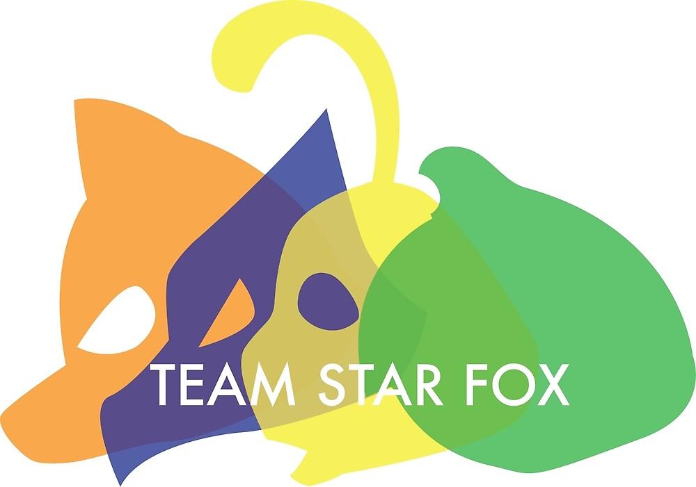 Team Star Fox by Plego