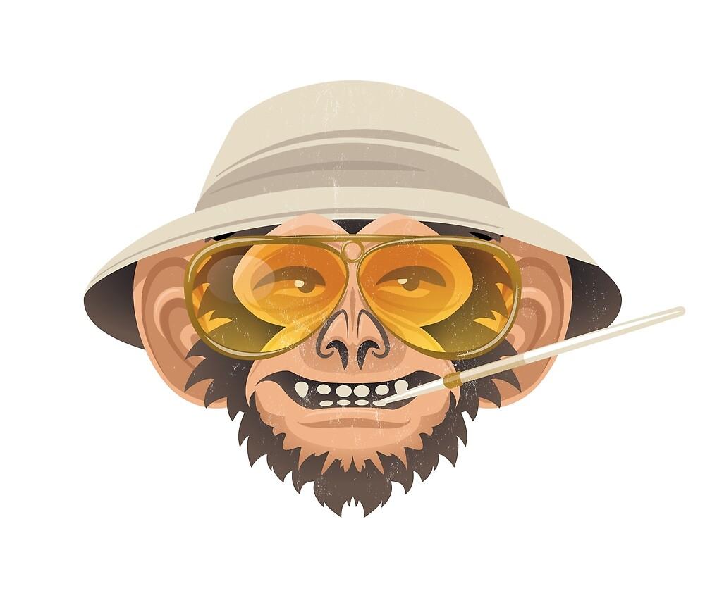 ChimpanLoathing by Steven Powell