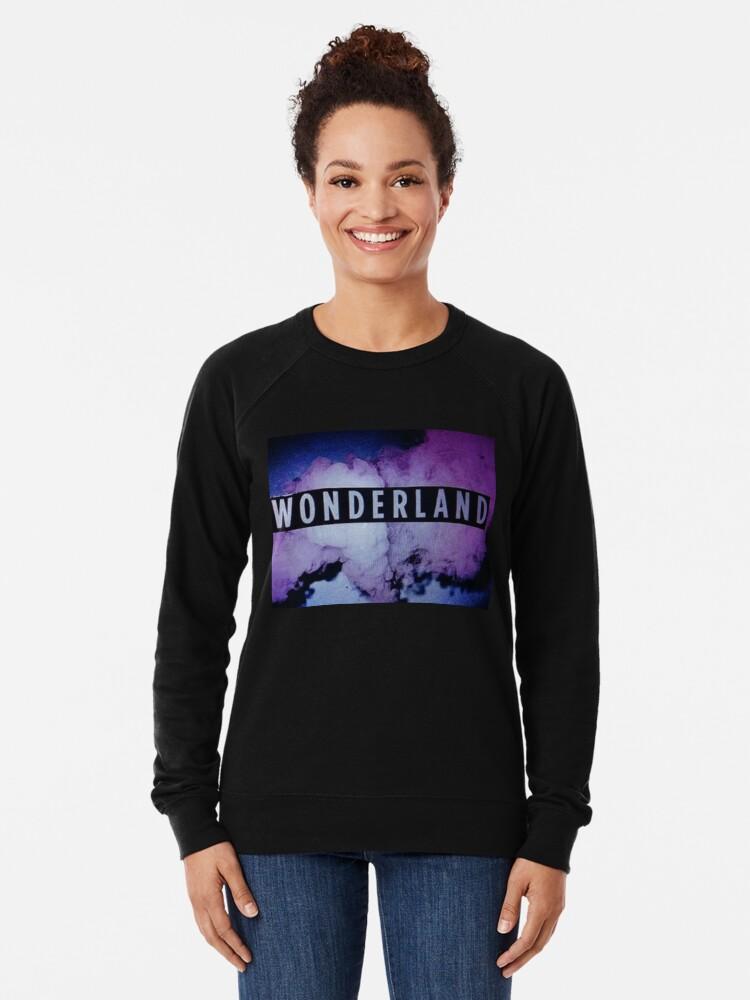 Alternative Ansicht von Wunderland Leichter Pullover
