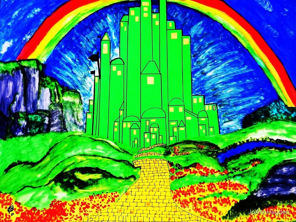 The Emerald City by JoAnnHayden