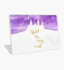 Until the very end Laptop Skin