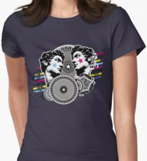 I am a classical guy Women's Fitted T-Shirt