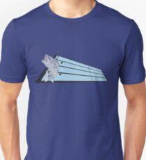 Bass Fish Bass Clef Clever Musical Fishing Pun Unisex T-Shirt
