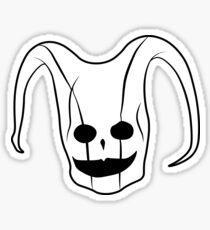 Luna Ghost Sticker