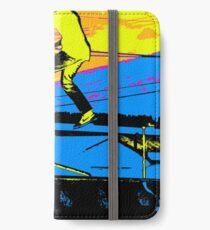 """Air Walking""  - Stunt Scooter iPhone Wallet/Case/Skin"