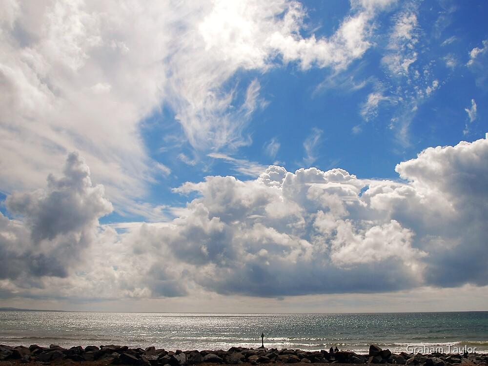 Caenarfon Coastline by Graham Taylor