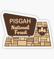 Pisgah National Forest Sticker