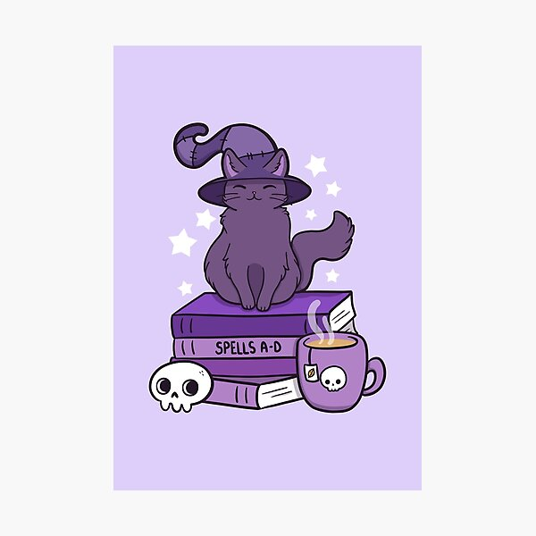 Feline Familiar 02 Photographic Print