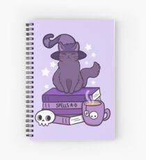 Cuaderno de espiral Feline Familiar 02