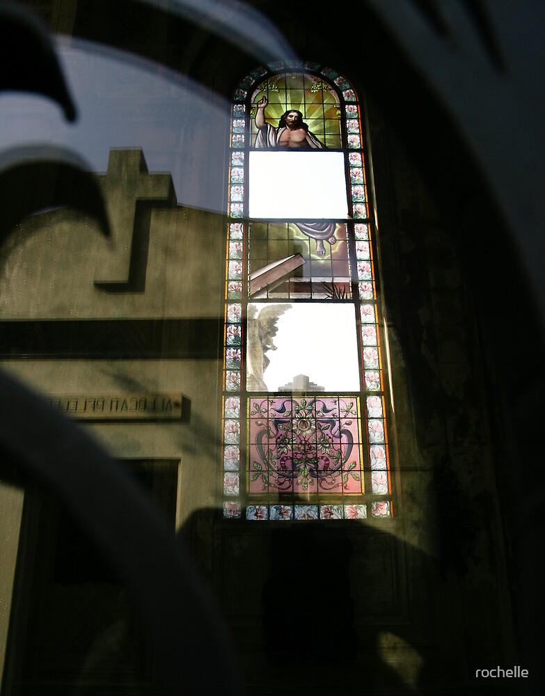 Recoleta reflections by rochelle