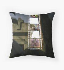 Recoleta reflections Throw Pillow