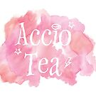 Accio Tea by prouddaydreamer