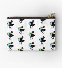 sassy delivery stork Studio Pouch