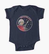 CCCP Vintage Astroboy V01 Baby Body Kurzarm