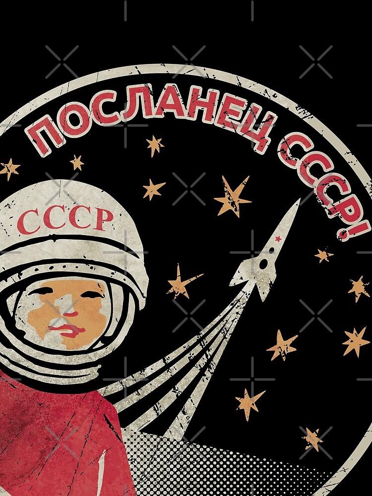 CCCP Vintage Astroboy V01 von Lidra