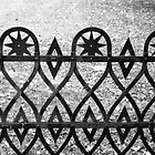Wrought Iron Fence by Shulie1