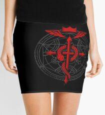 Fullmetal Alchemist Flamel Mini Skirt