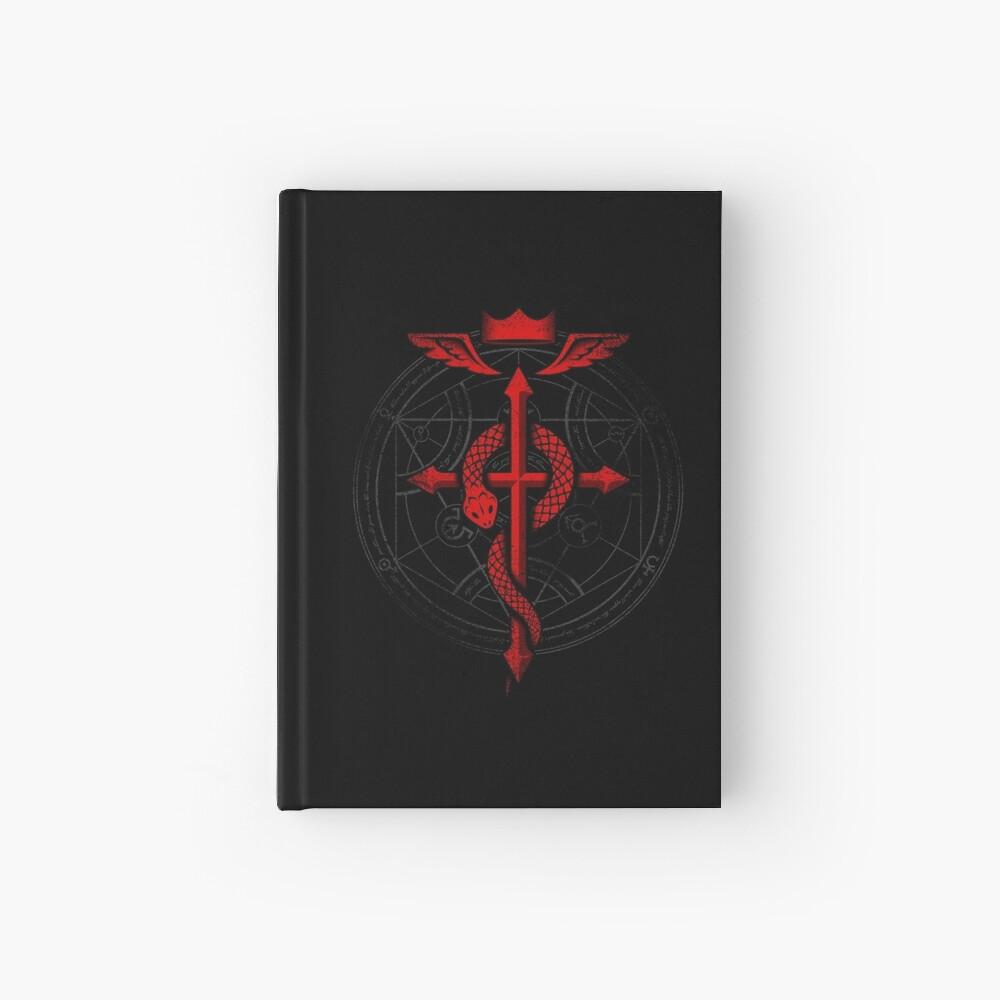 Fullmetal Alchemist Flamel Hardcover Journal